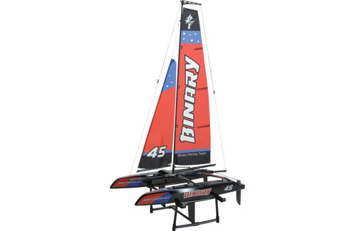 Joysway Binary Catamaran Yacht RTR 2.4GHz - Red