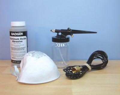BADGER Mini Blaster (sand Blaster)