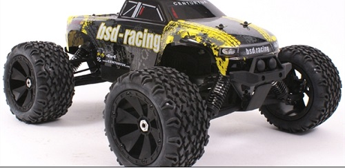 BSD Marauder 4wd Brushless
