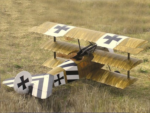 1/3 Fokker DR1