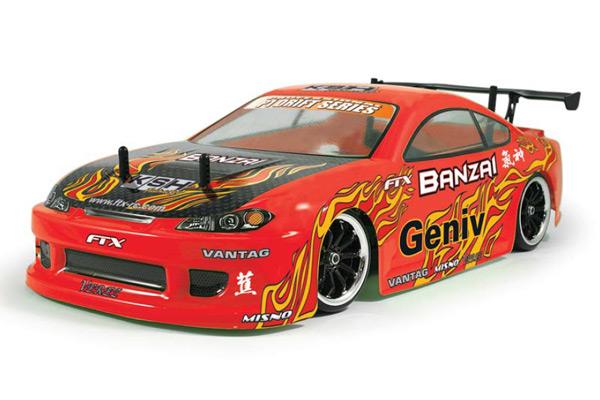 FTX Banzai 1/10 RTR Drift Car