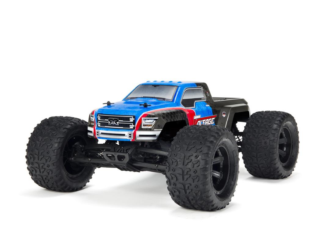 Arrma Granite Voltage 2WD Mega 1:10 RTR Blue/Black