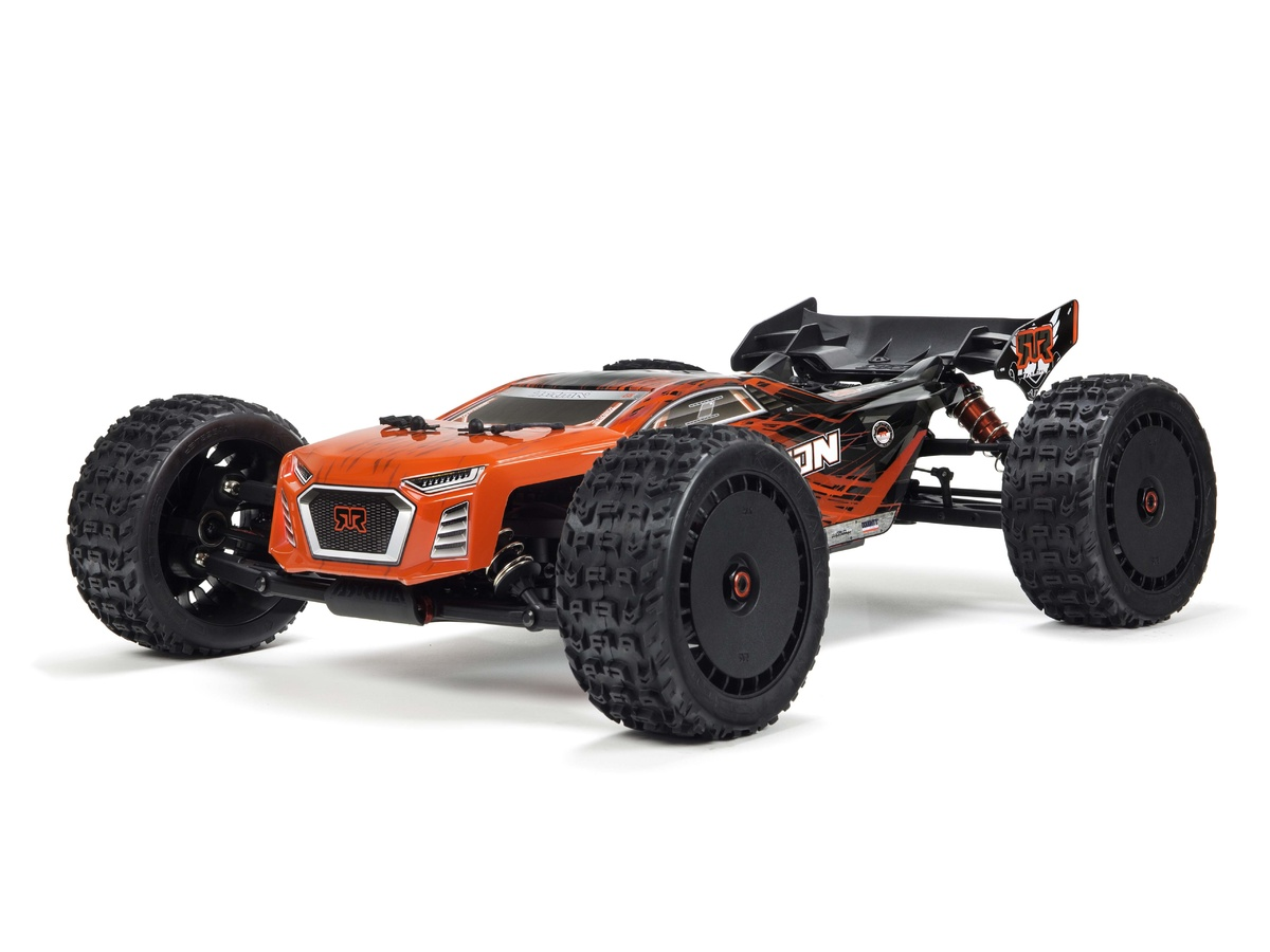 Arrma Talion 6S Sport BLX 4WD Truggy V4 2019 Red