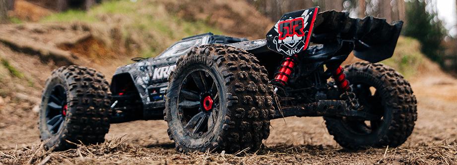 Kraton EXB 1/5 4WD Extreme Bash Roller