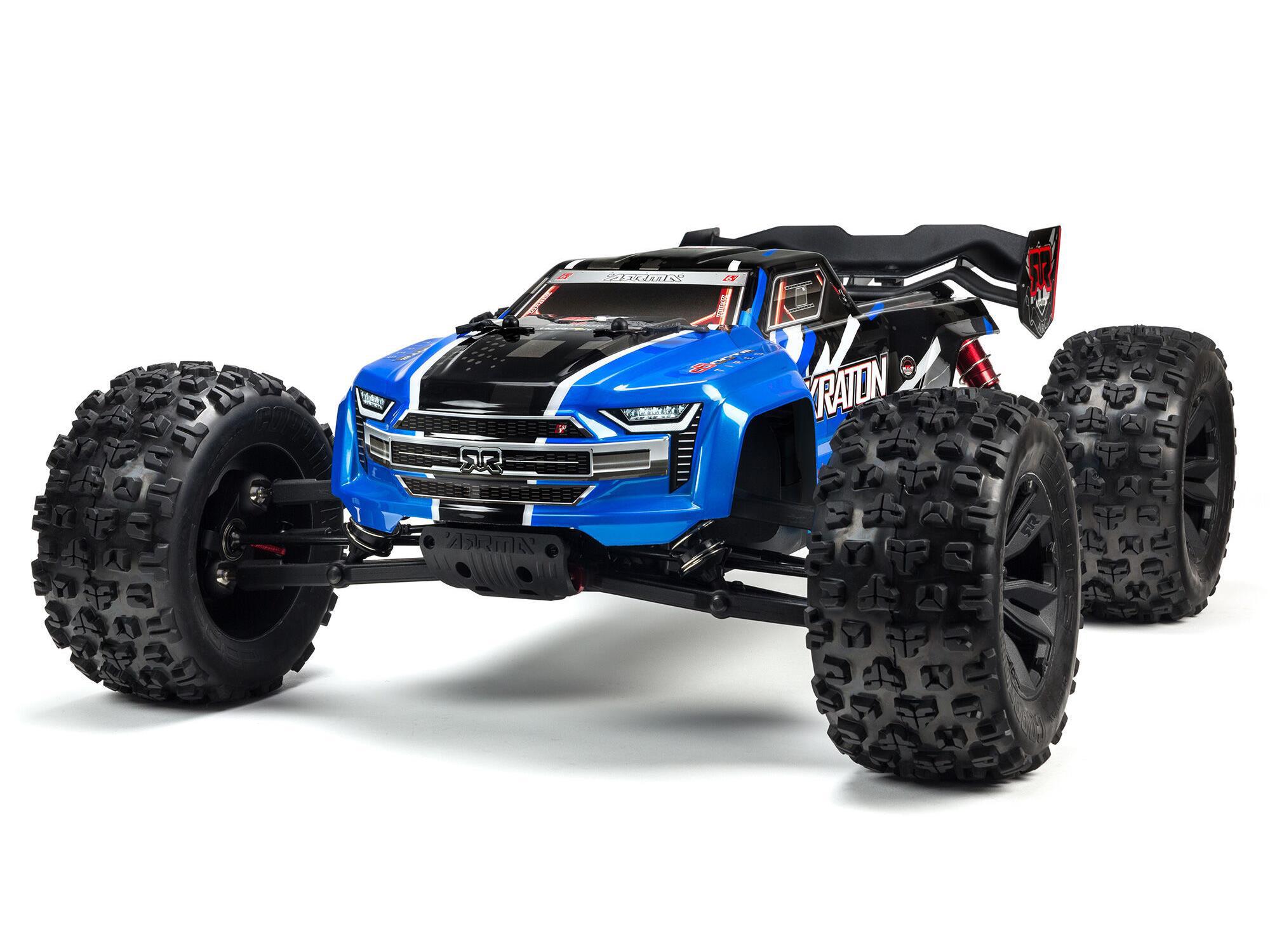 Kraton 6S 4WD BLX 1/8 RTR Blue V5