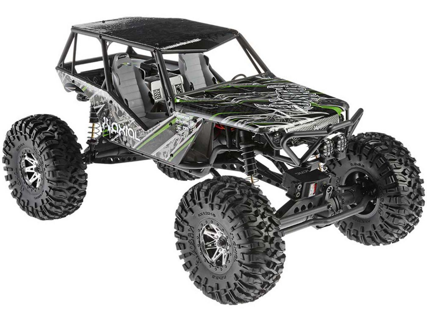 Axial Wraith 4WD Rock Racer 1:10 RTR