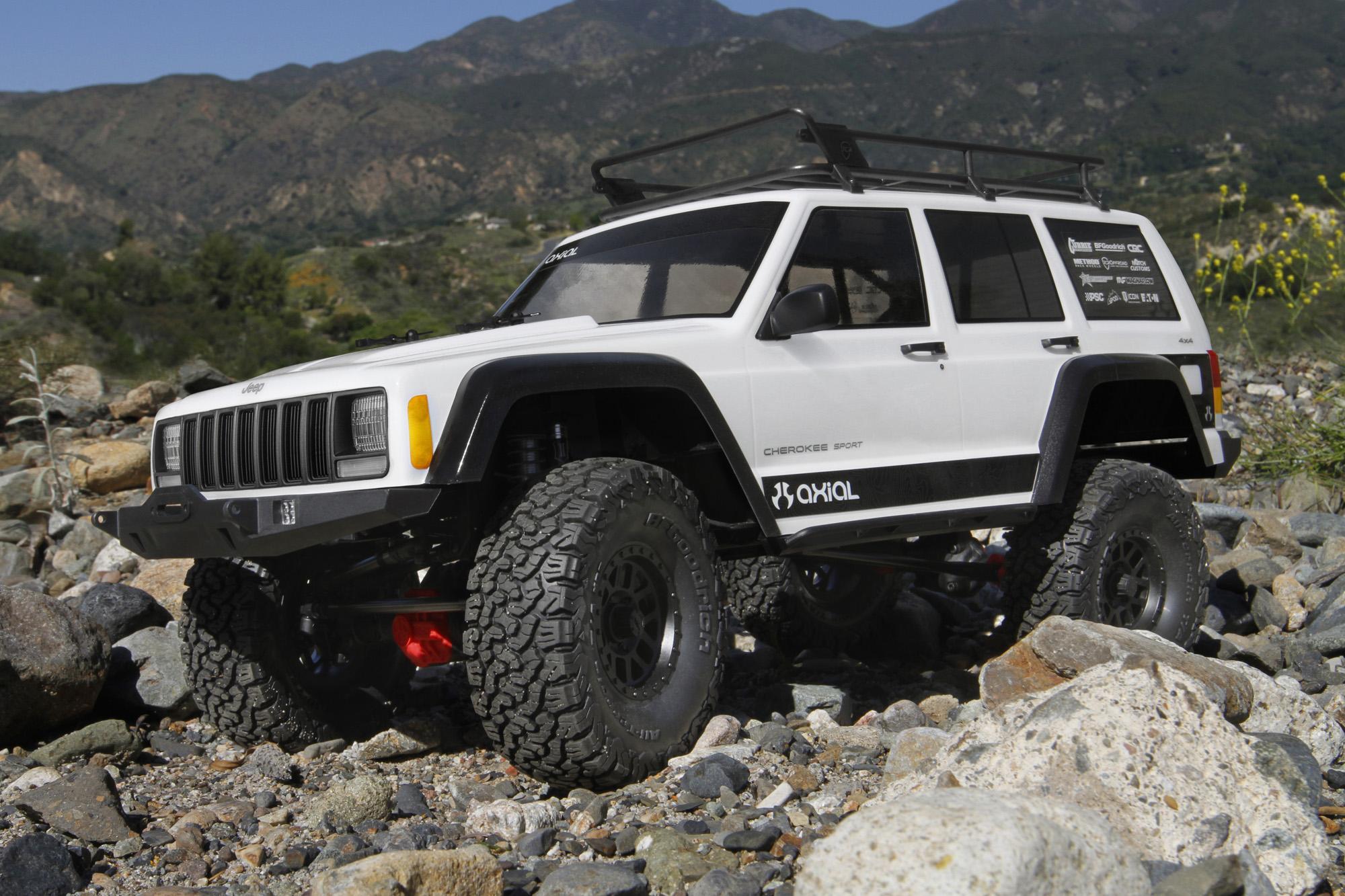 Axial SCX10 II Jeep Cherokee 4WD 1:10 Kit