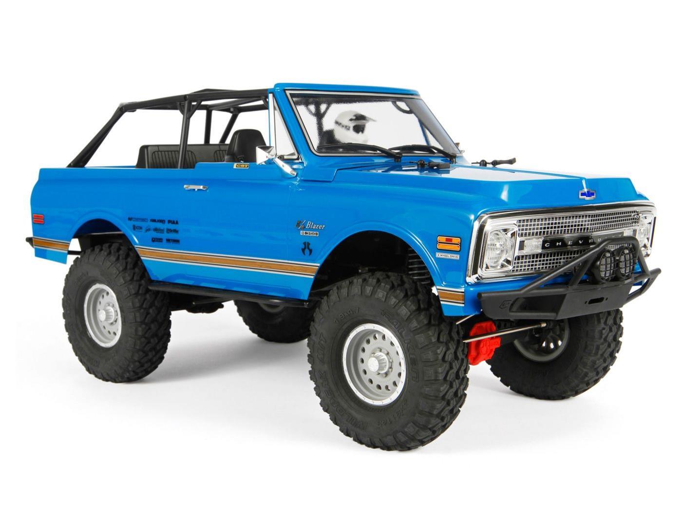 Axial SCX10 II 1969 Chevrolet Blazer 4wd 1:10 RTR