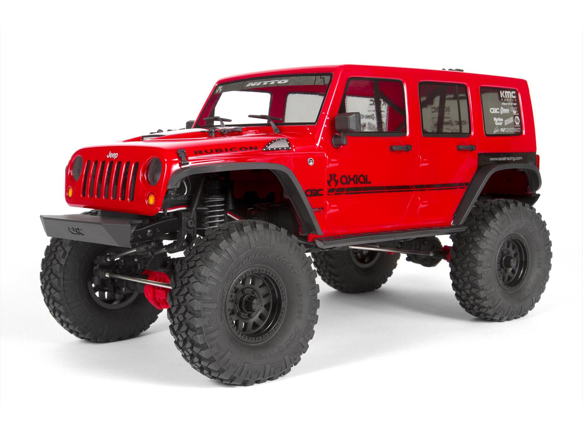 Axial SCX10 II 2017 Jeep Wrangler 4WD CRC 1:10 RTR