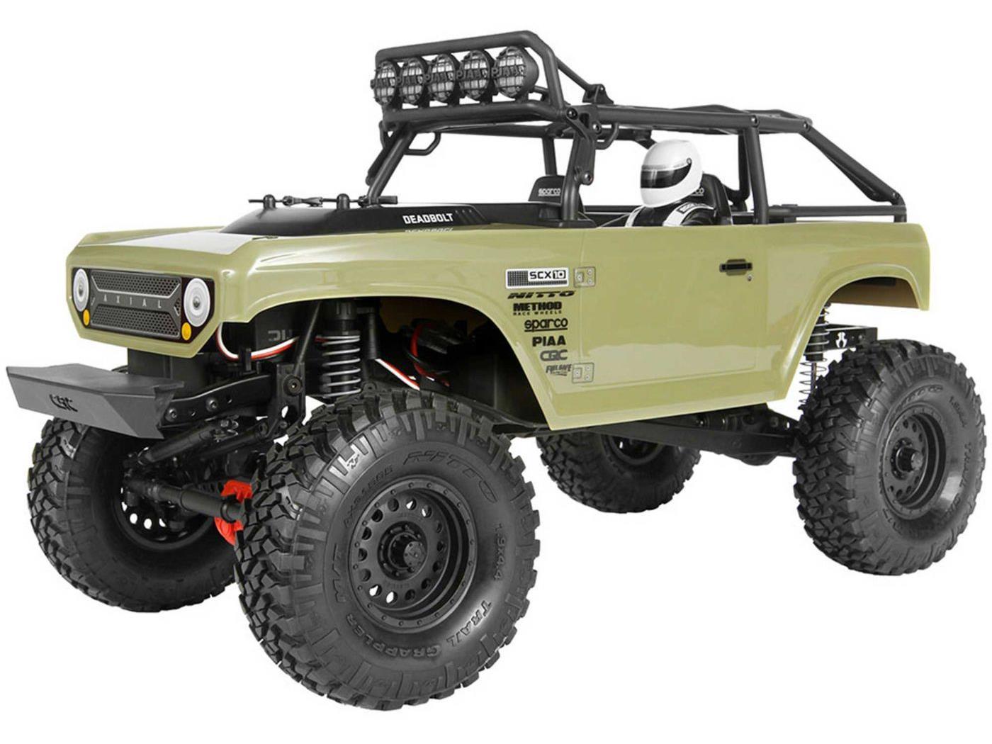Axial SCX10 II Deadbolt 4WD 1:10 RTR