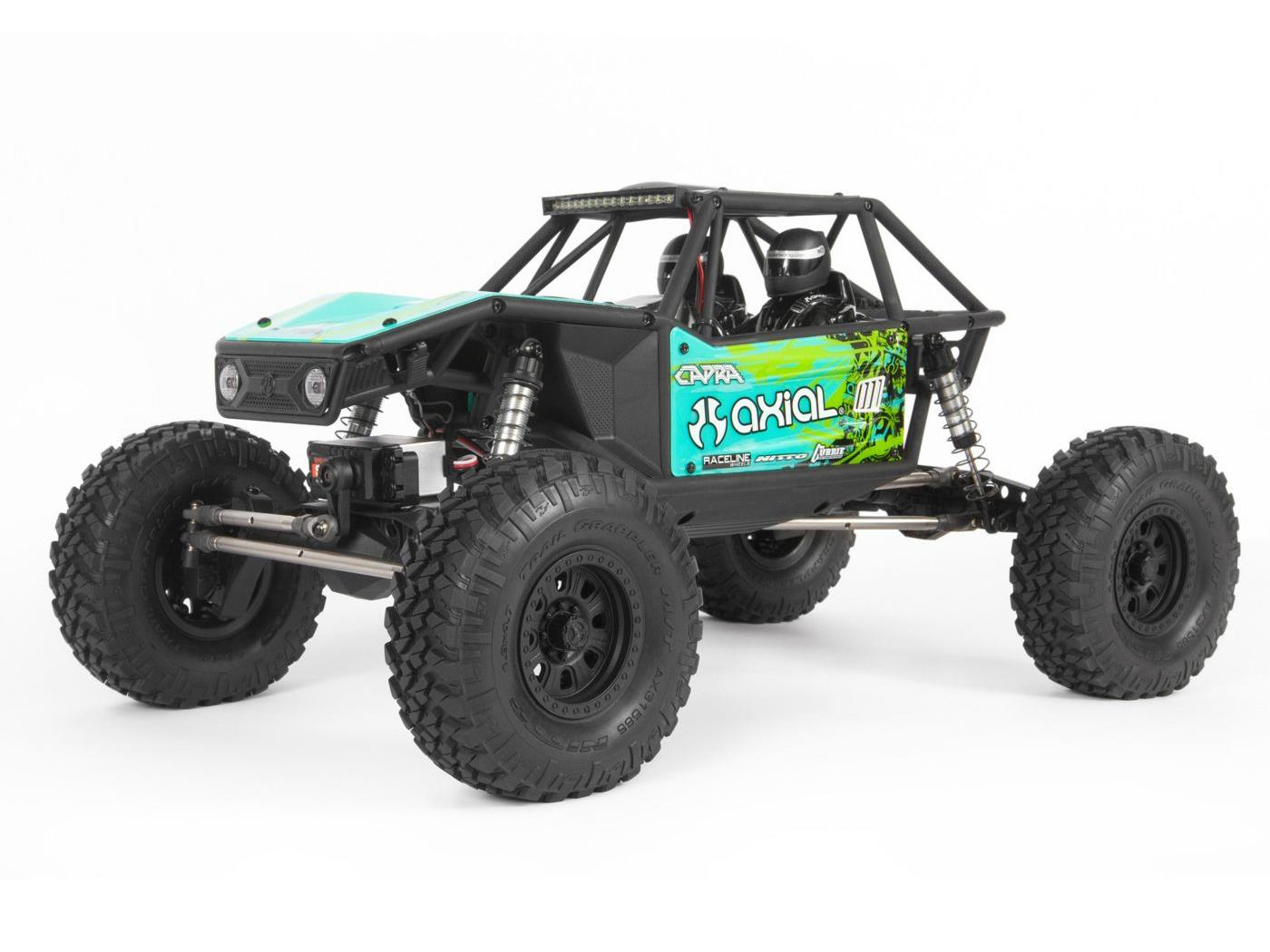 Axial Capra 1.9 Unlimited Trail Buggy 1/10th 4wd RTR Grn