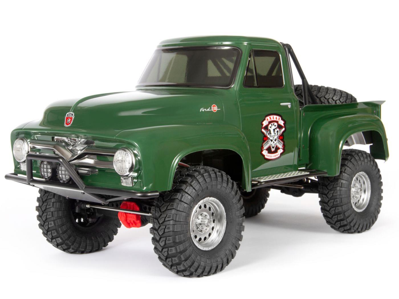 Axial SCX10 II 1955 Ford F-100 4WD RTR - Green