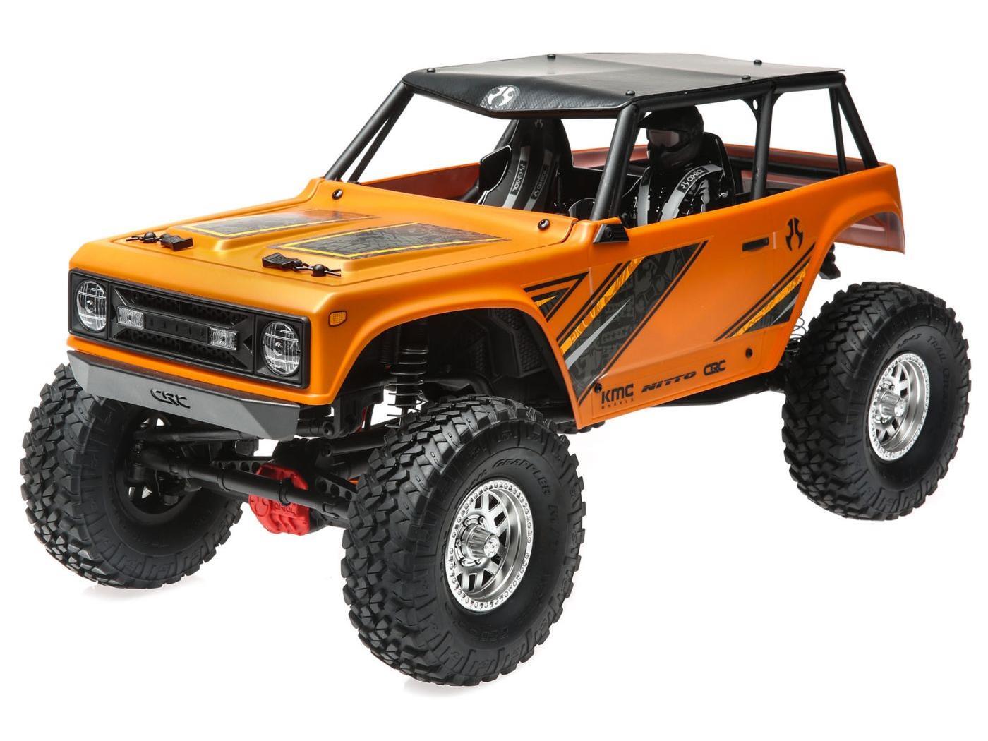 Axial Wraith 1.9 1/10 4WD RTR Orange or Black