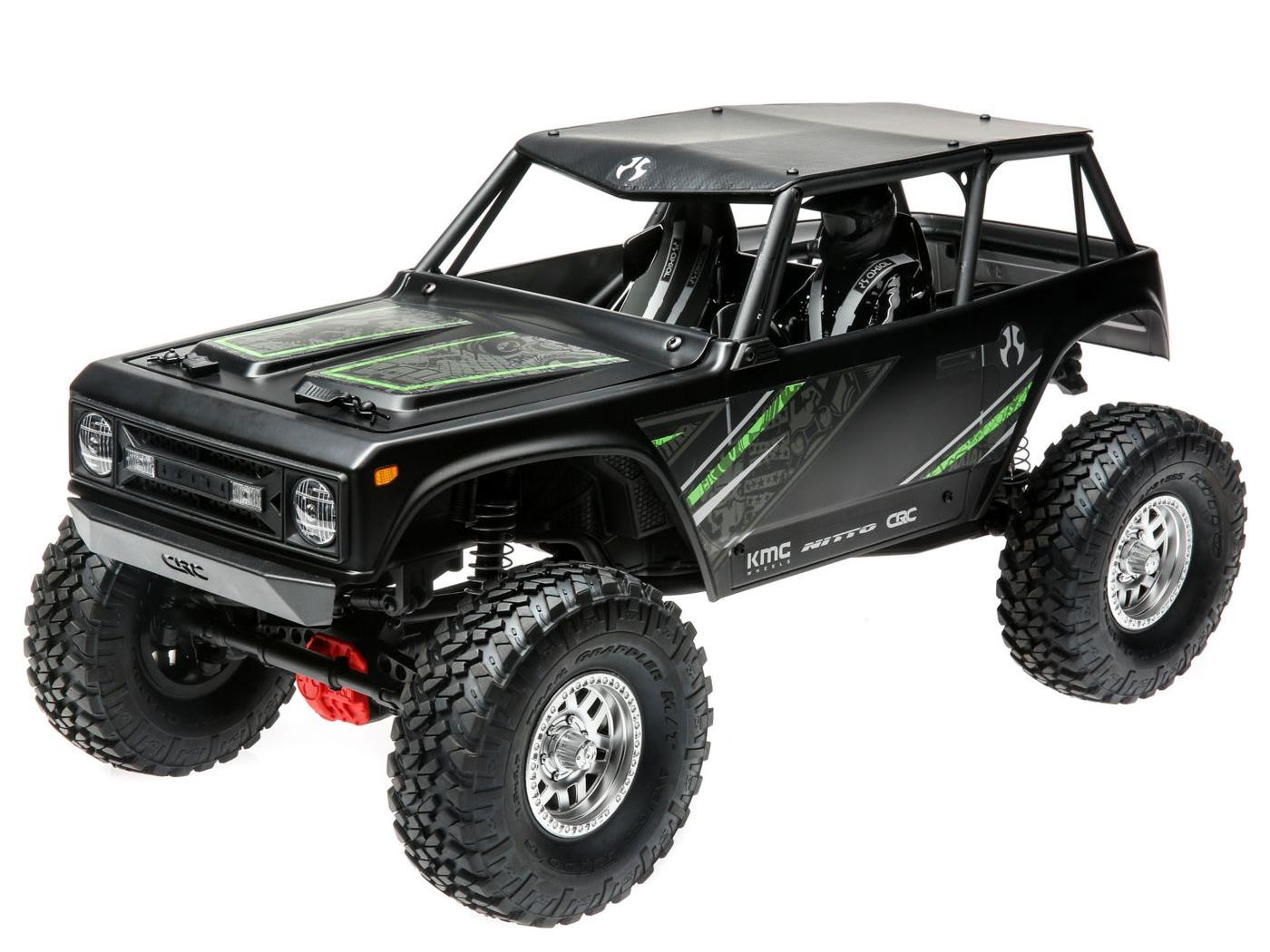 Axial Wraith 1.9 1/10 4WD RTR Black