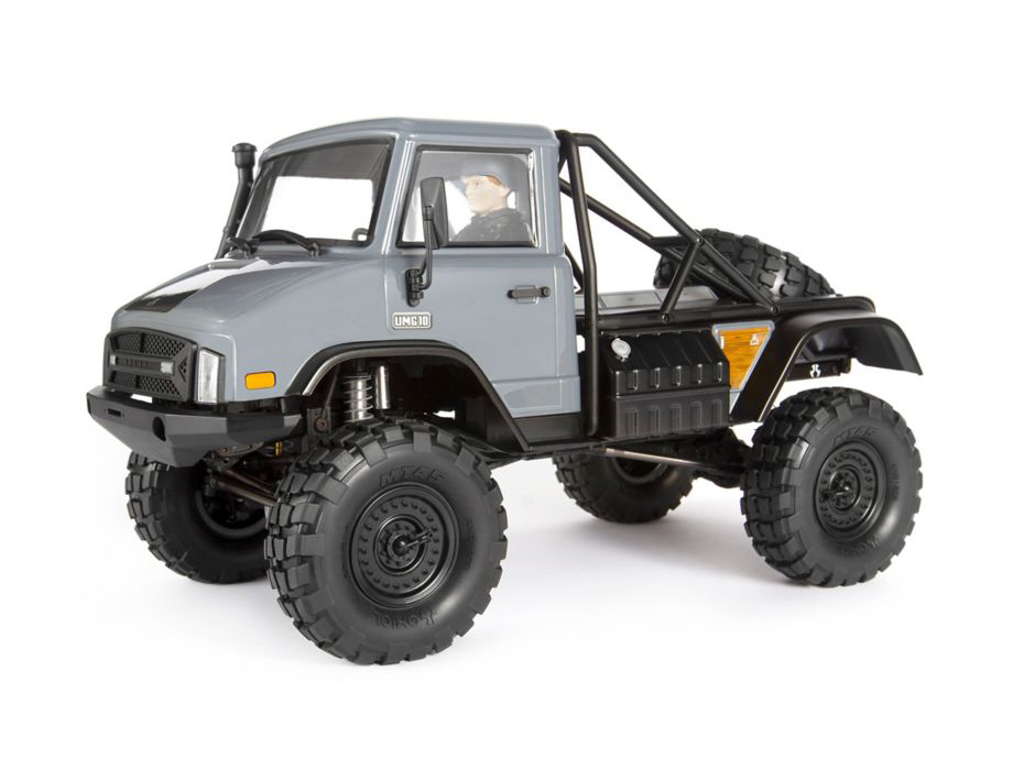 Axial SCX10 II UMG10 1/10 Scale Elec 4WD-Kit