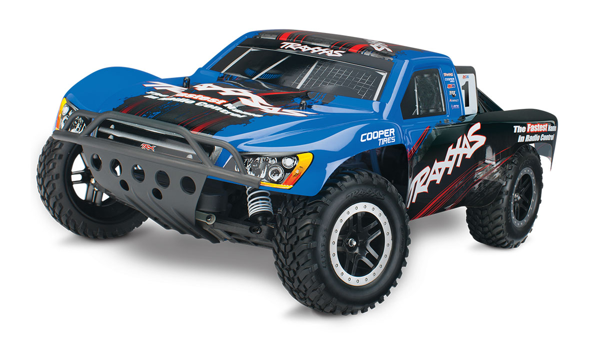 Traxxas Nitro Slash 3.3 TSM 1/10 2WD (TQ/EZ Start)