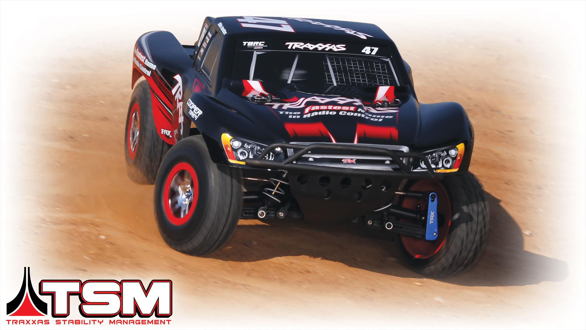Traxxas Slash Ultimate VXL Brushless 4WD TSM OBA (TQi Bt/No Bat,Chg)