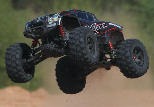Traxxas X-Maxx 1/7 4WD 8S (VXL-8S/TQ)