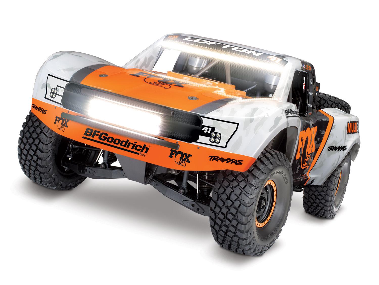 Traxxas Unlimited Desert Racer UDR 4WD TSM (TQi/No Batt or Chg)