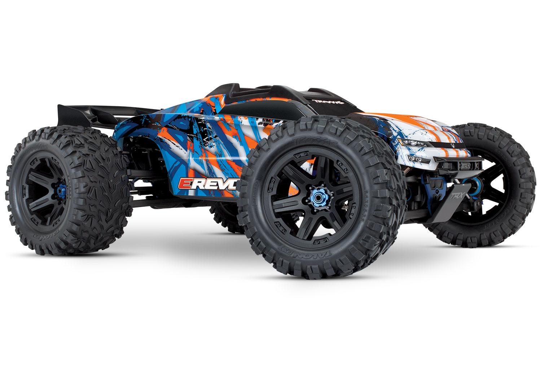 Traxxas E-Revo II VXL 4WD TSM (TQi/No Batt or Chg)
