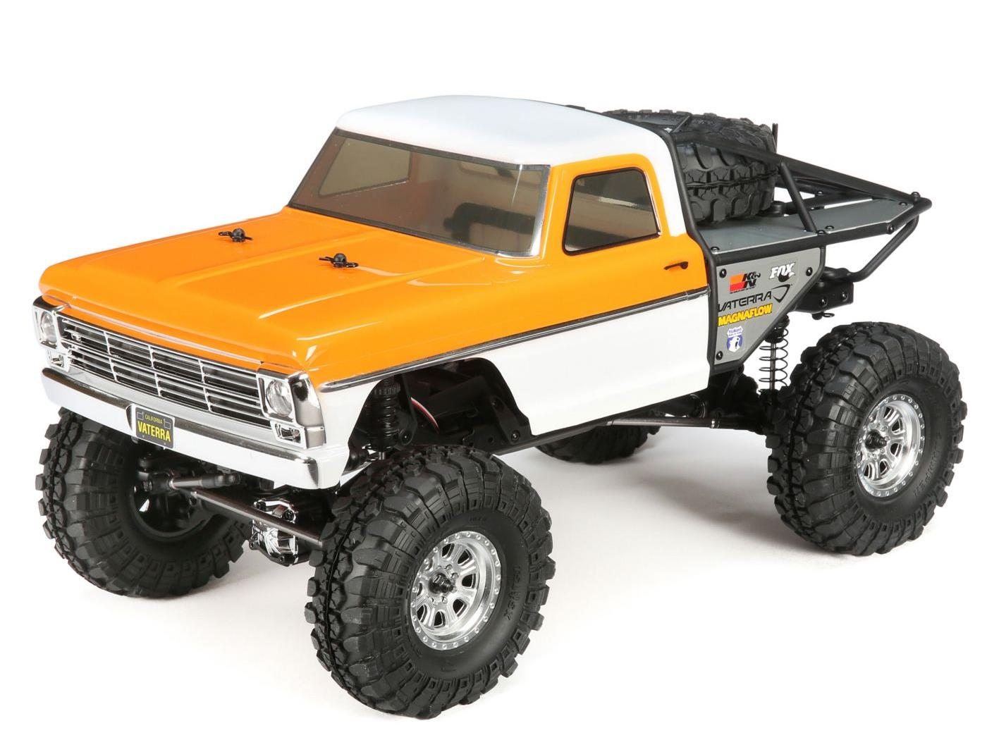 Vaterra 1968 Ford F-100 Ascender Bind and Drive: 1/10 4WD