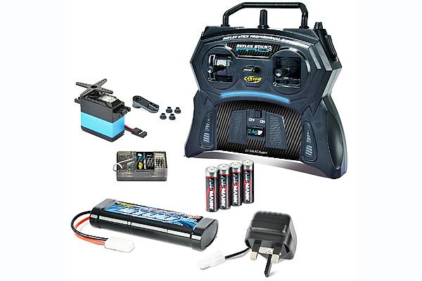Carson RC Elektro Starter Set