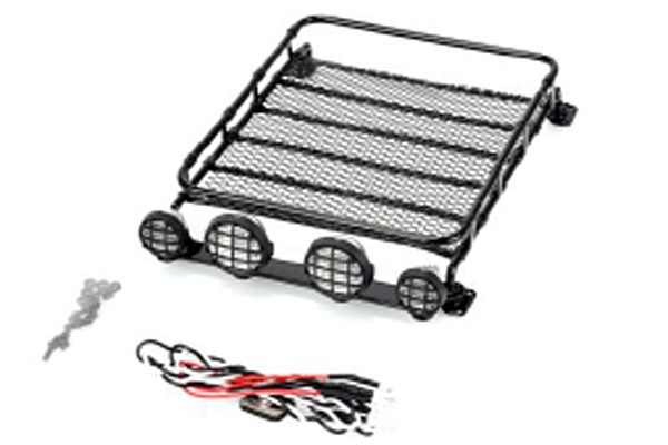 Carson Roof Rack for Tamiya Defender