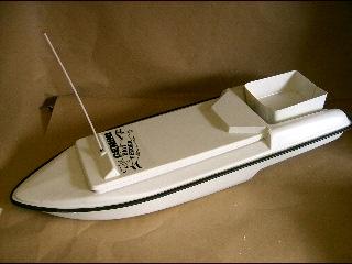 Gemini Bait Feeder Boat