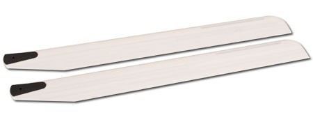 Aerotech Wood Main Blades (640mm)