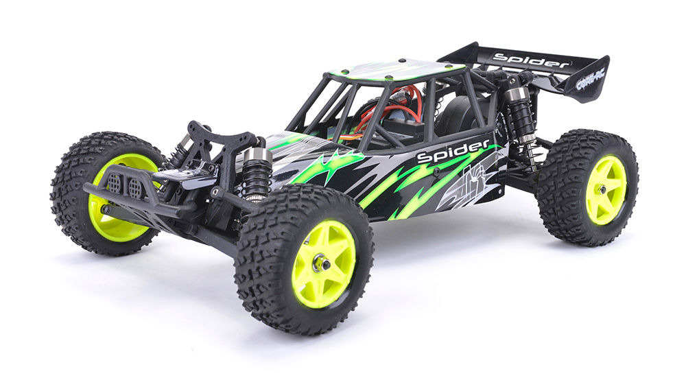 CORE RC Spider 1/12 Lime