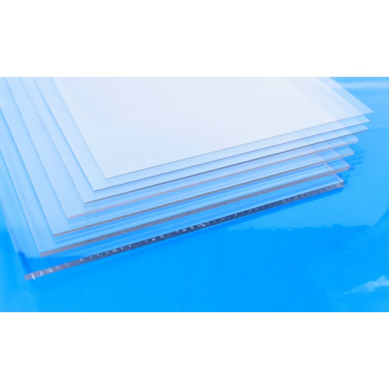 Plastic Sheet A4 Clear 1.5mm
