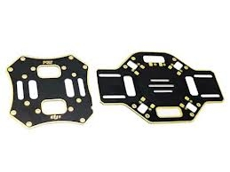 DJI F450 Flame Wheel Replacement Plates