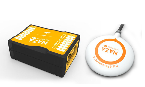 DJI Naza M V2 GPS Flight Controller