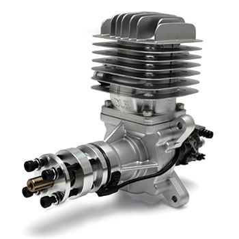 DLE-55 TWO STROKE PETROL ENGINE