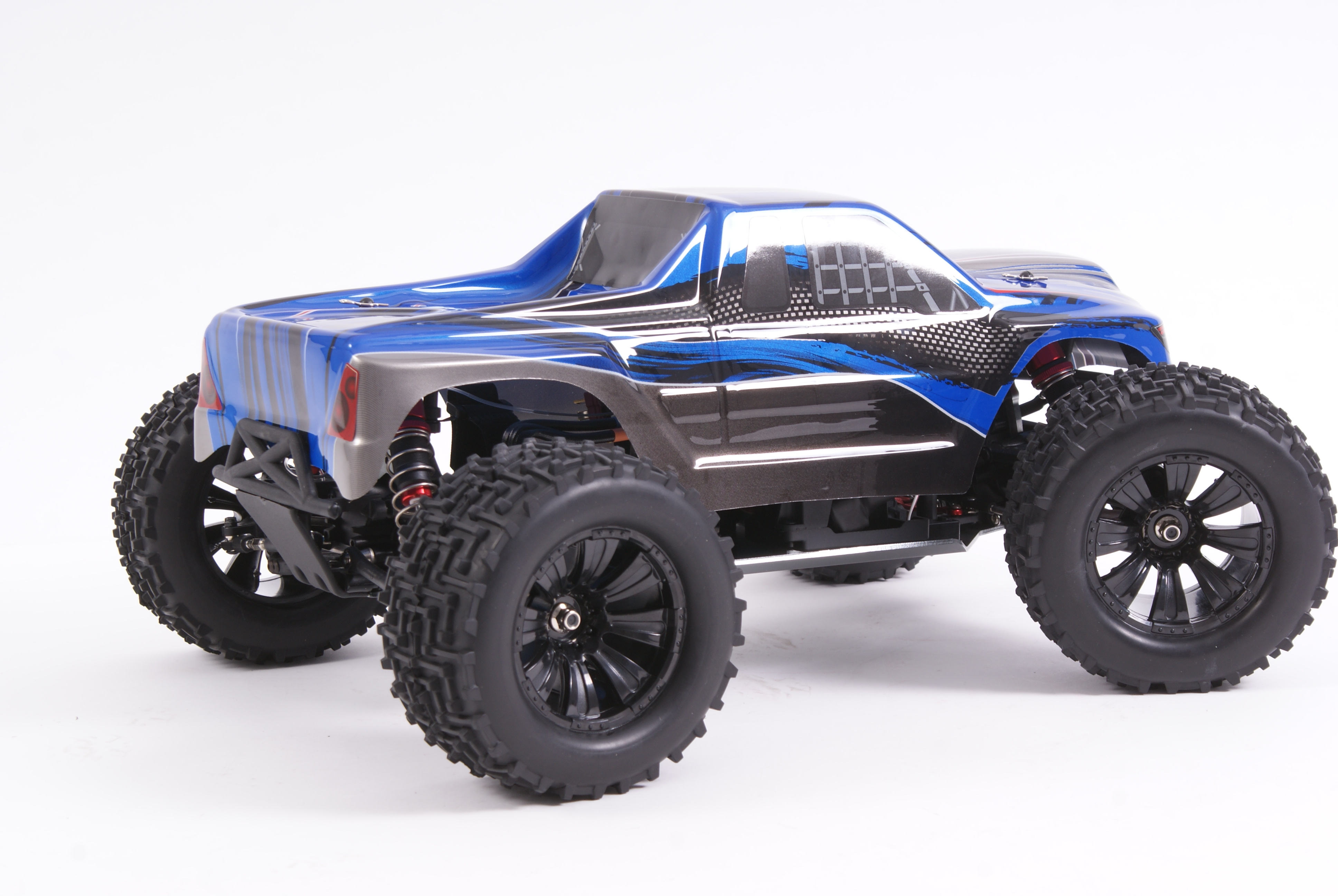 SST RACING - EXPEDITION 4WD MONSTER TRUCK 1/10 BLUE RTR