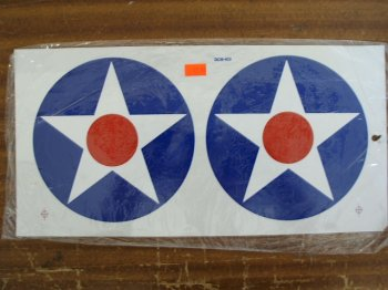U.S Army Air Corps Stars