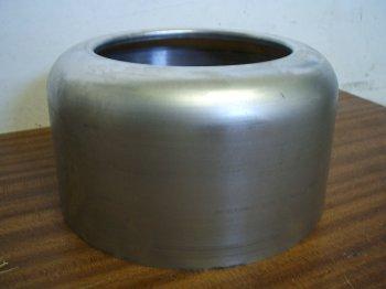 Balsa USA 1/4 Scale Sopwith Pup Aluminium Cowl