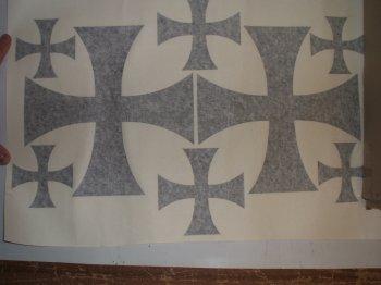 Eindecker 40 (Maltese Crosses)