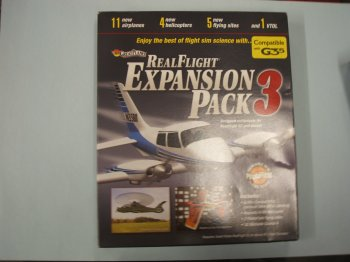 Second Hand Realflight Expansion Pack 3