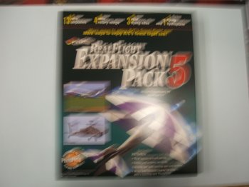 Second Hand Realflight Expansion Pack 5