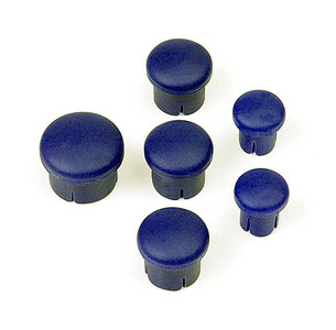 Hudy Plastic Cap For Handle ( Set - 3+2+1) Blue
