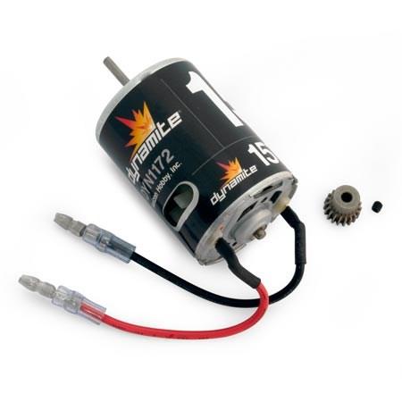 Dynamite 15-Turn Brushed Motor