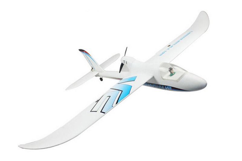 DYNAM HAWKSKY V2 POWER GLIDER 1370MM W/O TX/RX/BATT