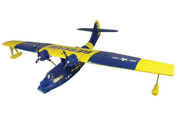 Dynam PBY Catalina 1470mm ARTF YB w/o TX/RX/Battery