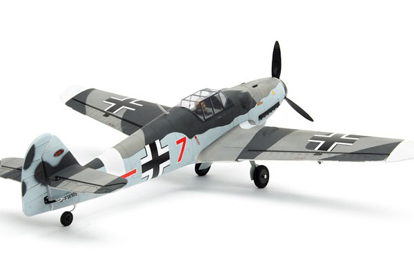 Dynam Messerschmitt BF109 ARTF 1270mm