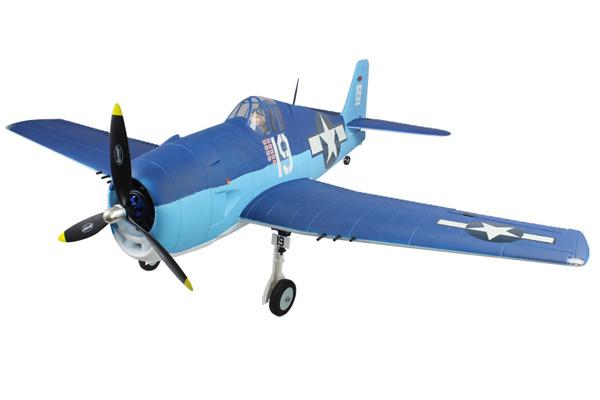 Dynam F6F Hellcat ARTF