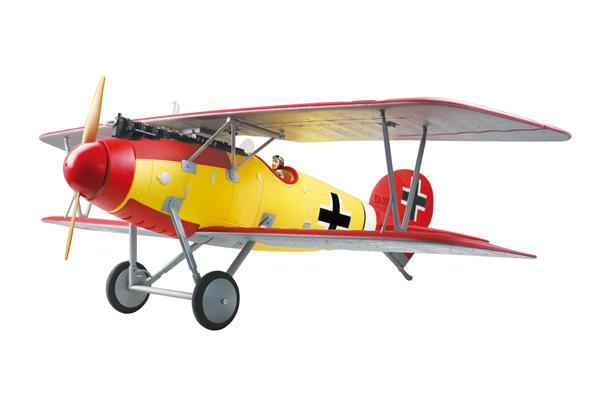 Dynam Albatros DVA ARTF WWII Bi-Plane