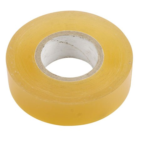 CLEAR FLEXIBLE MARINE TAPE (18METRES)