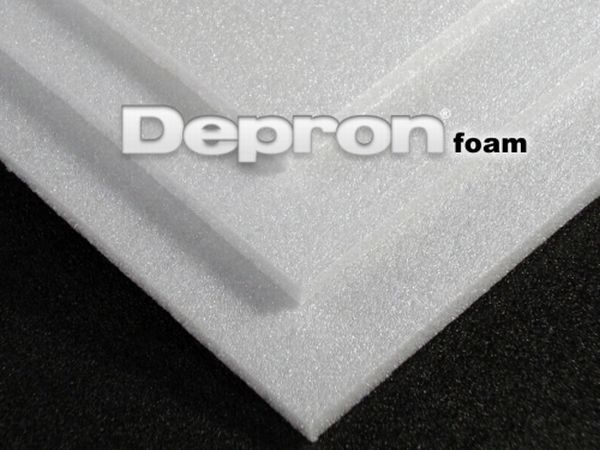 3mm Depron Sheet (White) 1000x700 Collection only