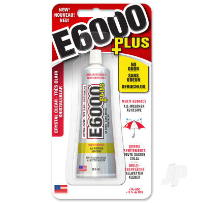 E6000 Plus Clear 26.6ml